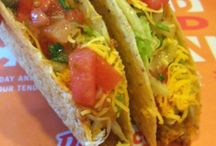 Eating Better with Del Taco / by Patricia Skinner