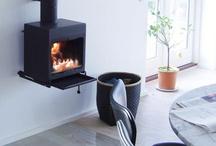 Fireplaces & Wood Stoves / Fireplaces not only keep us warm but they also play a large design role of the house. I am always looking for eco friendly products.