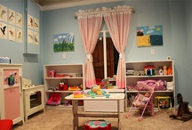 HOME Playroom / by Suzanne Brown