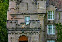 Kastelen in Schotland