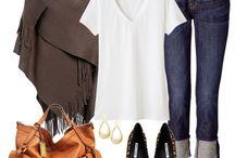 ファッションアイデア / Glanced Styles