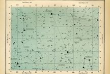 Maps, Globes & Stars / My favorite celestial images.  Includes globes, map images, and stars.
