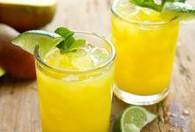 """Drinks* & Bebidas & edateko /  *""""Wearing a glass"""". De poner en vaso. >>>> soft drinks, the most of the times.  / by alvaro ellakuría"""