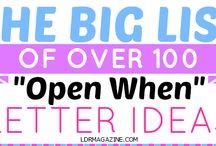 Gift Ideas / by Jesselyn Fidler