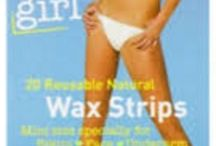 All About Wax / A board dedicated to getting hair free, silky smooth skin without the bumps!