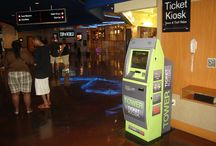 Ticket Kiosks