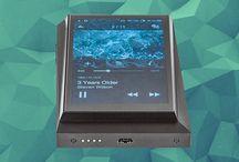 Digital Audio Player (DAP)