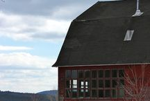 Old Barns / by Randy Johnson