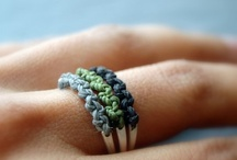 Crochet & Knitting / by Beatriz R Machado