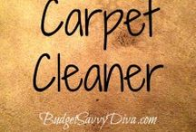 Cleaning Tips / by Patricia Ritterson