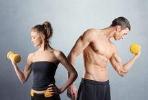 Sport / Una selezione accurata di prodotti per chi pratica sport a vario livello.