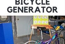 generator rowerowy