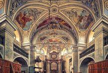Interiors / Painting