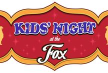 """Kids' Night at the Fox / Fox PACF presents Kids' Night at the Fox for the November 1st, 2013 showing of """"Disney's Beauty and the Beast"""".  Buy one adult ticket get a kid's ticket FREE!  Lobby opens early at 6pm w/ free activities.  The curtain is at 7:30pm followed by a Q&A with members of the cast & crew.  Tix on sale NOW!"""