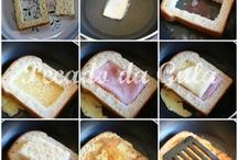 Food / Recepten: gezond en toetje
