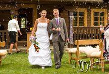 Svatební fotografie - moje tvorba / Moje fotografická tvorba týkající se svatby