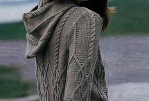 Пуловеры (спицы)