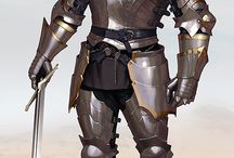 Armor painting