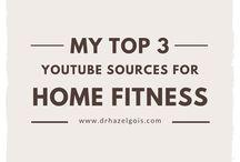 Health & Wellness / Articles I've written about health & wellness