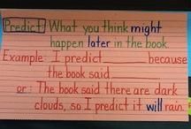 Literacy Charts