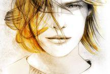 Yellow / by Karin Sebelin