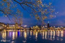City passion / Stadsbilder på härliga ställen i världen!