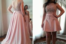 my vestido para my happy dos 15