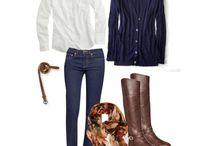 Winter wardrobe / Clothes
