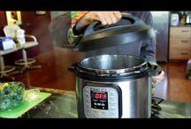 Insta pot recipes- plant based