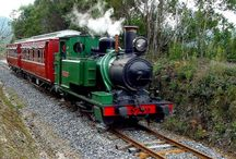Wilderness Railway Saved For Now...... / A piece of history hanging on by a thread...