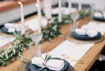 wedding | tablescape