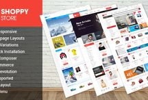 Themeforest Themes / Our themes on Themeforest!