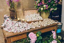 casamento decoração rustica