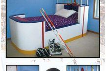 goalie bed