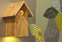 Kids room ideas / by Melissa Gleeson
