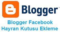 Blogger Sosyal Medya Kodları / Blogger Sosyal Medya Kodları site içi ve widgetler