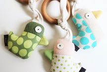 Infant Toys / The tiniest toys for the tiniest treasures