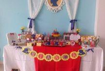 Snow White 4rd birthday party