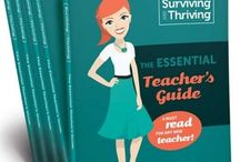 S & T Surviving and Thriving Resources for Teachers / All resources designed and written for primary teachers
