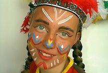 Carnaval groep 3-4