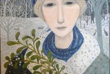 Dee Nickerson - Magical landscapes, people, animals