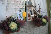 Messen und Veranstaltungen / Der Messeauftritt vom Größenwahn Verlag Frankfurt auf der Buchmesse 2012