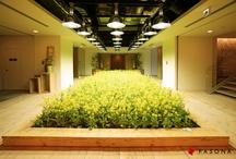 pasona office / 株式会社パソナのオフィスをご案内します。