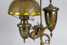 Oil LAMPS (lampy naftowe)