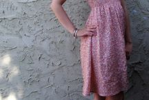 Sewing patterns / Dresses, tops, skirts and other wearable patterns