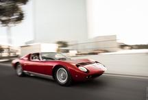 """Lamborghini Miura, """"el primer superdeportivo"""". / Probablemente el Lamborghini más bello jamás creado."""