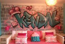 jossies graffiti room