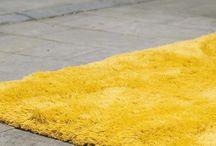 Žluté podlahy / Yellow floors