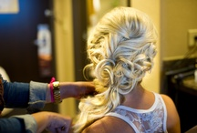 wedding hair / by Karre Thompson