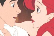 Julekugler og pynt med Ariel
